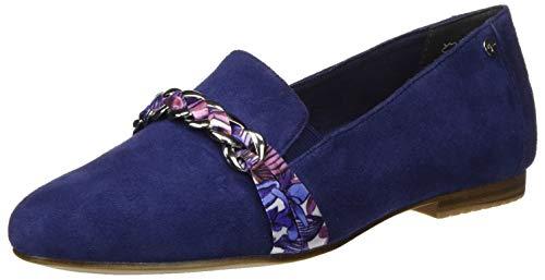 Tamaris Damen 1-1-24223-24 Slipper, Blau (Cobalt 815), 39 EU