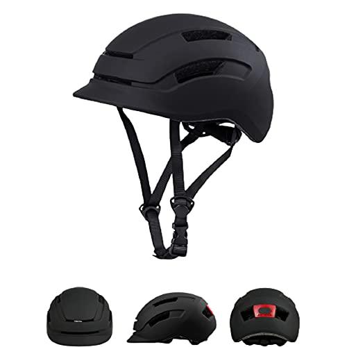 HRTX Casco De Bicicleta Casco Ligero De Bicicleta De Montaña 21 Respiraderos Desmontables Casco De Bicicleta De Carretera con Gafas De Sol Gratuitas Y Bolso De Mano para Adolescentes Y Niñas