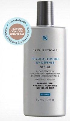 SkinCeuticals PHYSICAL FUSION UV DEFENSE SPF 50 (Universal Tint )(50ml / 1.7oz)