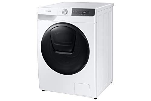 Samsung Elettrodomestici WW90T854ABT/S3 Lavatrice 9 kg QuickDrive, Ai Control, 1400 Giri, Bianco