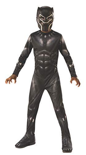 Rubie's Marvel: Avengers Endgame Child's Black Panther Costume & Mask, Small