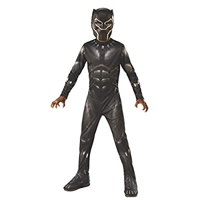 black panther costume for kids