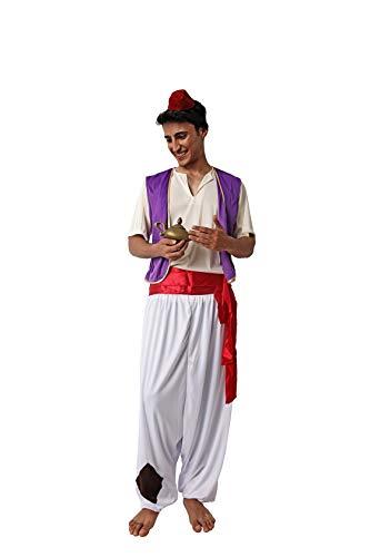 Costumizate! Disfraz de Ladronzuelo Adulto Especial para Fiestas de Disfraces y Carnaval Talla Unica
