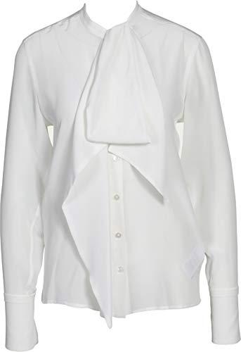 Drykorn Damen Seidenbluse Suzie in Weiß 2 / S