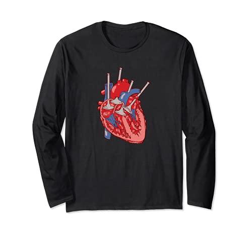 Corazón de la válvula del motor Manga Larga