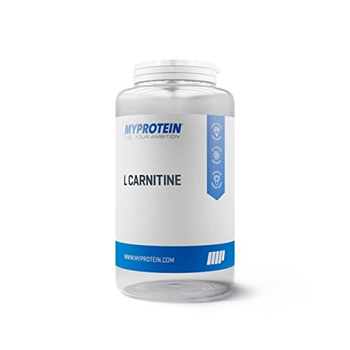 My Protein L Carnitin Tabletten 90 Tabletten - aus den Aminosäuren Lysin und ...
