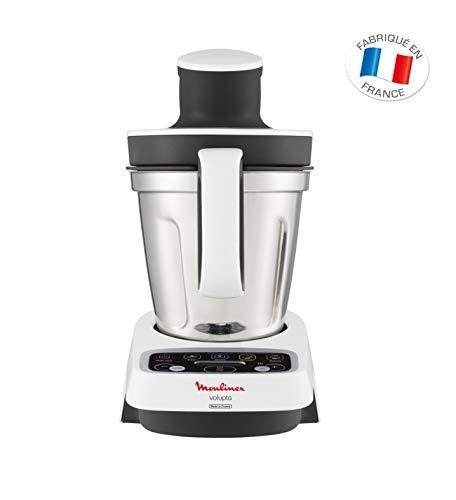 classement un comparer Robot de cuisson Moulinex YY2978FG Volupta, multifonctionnel et compact, 3 litres