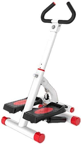 JISHIYU Máquina elíptica Bicicleta elíptica Stepping pasos de la máquina de fitness Escalada Pérdida de Peso Inicio máquina de pasos máquina muda gratuito tubo de estufa de instalación for Home Office