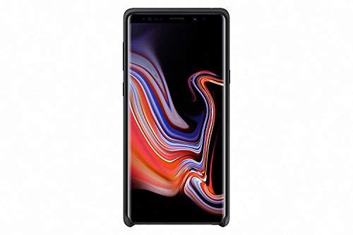 Samsung Silikon Hülle 'EF-PN960' für Galaxy Note9, Schwarz