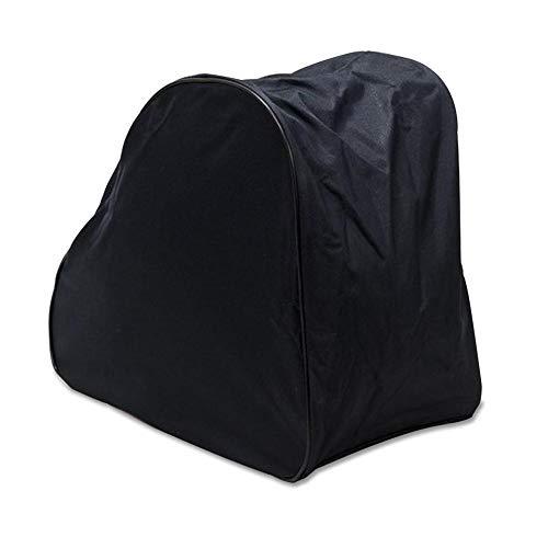 cedarfiny Driver13 Stiefeltasche mit Helmfach für Hart/Softboots/Inliner schwarz, Skischuh-Tasche (32 L), 39 x 23 x 38 cm, ORIGINAL Boot Bag, Schwarz (Black/Light Onix), L38296100