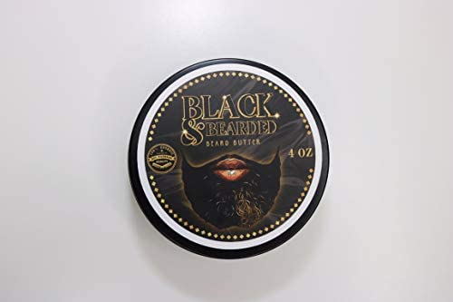 Black Bearded Beard Butter Beard Care for Black Men 4oz product image