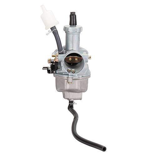 ECCPP Replacement Carburetor Fit for 1983 1984 1985 1986 1987 for Honda ATC200X ATC200S ATC200 / 1980 for Honda ATC185 1981-1983 for Honda ATC185S /1982-1984 for Honda Big Red 200 4-Stroke ATV
