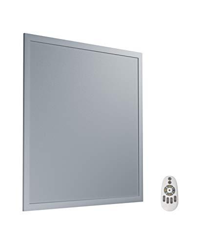 LEDVANCE LED Panel-Leuchte, Leuchte für Innenanwendungen, Aufbauleuchte, Dimmbar und Farbtemperaturwechsel per Fernbedienung, 595,0 mm x 595,0 mm x 46,6 mm, PLANON Plus