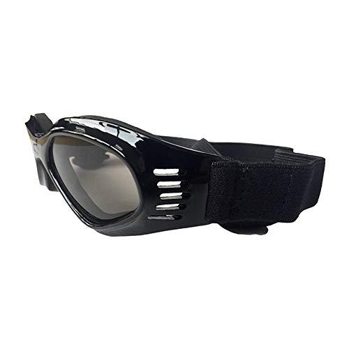 FZQ Pet Opvouwbare bril AC kunststof nylon creatief band kat skibril skibril skibril accessoires multi-kleur optioneel zwart