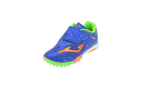 JOMA Champion JR. 934 Royal Velcro Turf (26 EU, Azul)