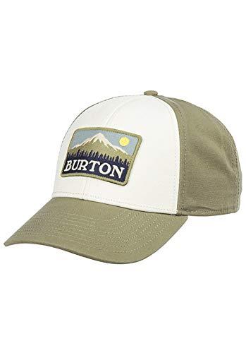 Burton Herren Treehopper Kappe, Weeds, 1SZ