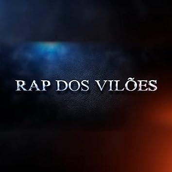 Rap dos Vilões