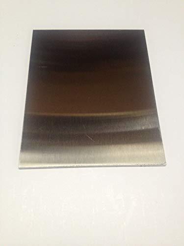 1/16' x 4' x 8' Aluminum Plate.0625', 5052 Aluminum