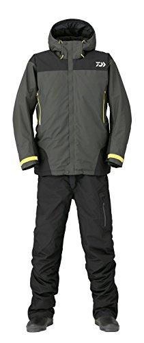 Daiwa Rainmax Winter Suit DW-3206 DPG 4XL Thermoanzug gefüttert