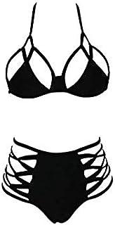 Black Bikini Set For Women