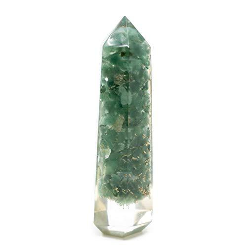Orgonit Obelisk Jade (70 mm)