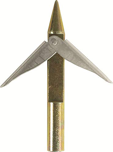 Cressi FA390004 Arpón para la Pesca, Plateado, Talla Única