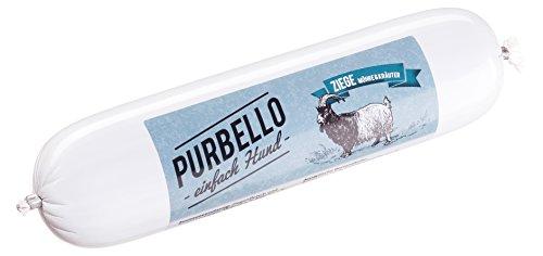 PurBello Capra con Carote & Erbe-8X 400G