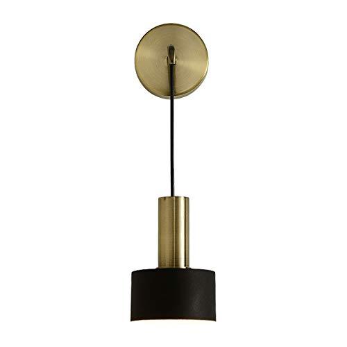 Lámpara De Pared De Comedor con Luz Empotrada, Lámpara De Pared LED para Pasillo Interior para Lámparas De Pared De Metal Moderno Simple con Escaleras, Balcón, Tienda, Arte, Loft, Aplique De Metal
