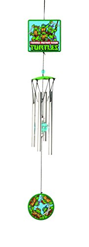 Spoontiques 13600 Ninja Turtles Wind Chime