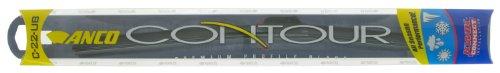 ANCO C-22-UB Contour Wiper Blade - 22', (Pack of 1)
