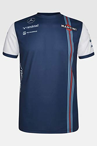 Williams Martini Racing Team T-Shirt (M)