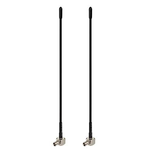 Bingfu 4G LTE Antenna Mini Soft Whip TS9 Antenna (2-Pack) Compatible...