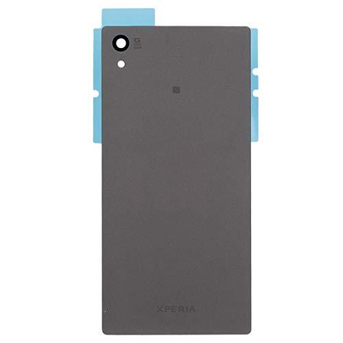 swark Compatible with Akku Deckel Backcover Xperia Z5 E6653 E6603 Schwarz Akkudeckel with NFC