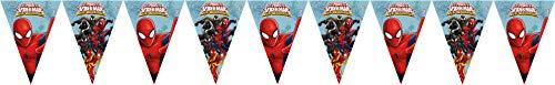 Guirlande Spider-Man Warriors 2,3 m