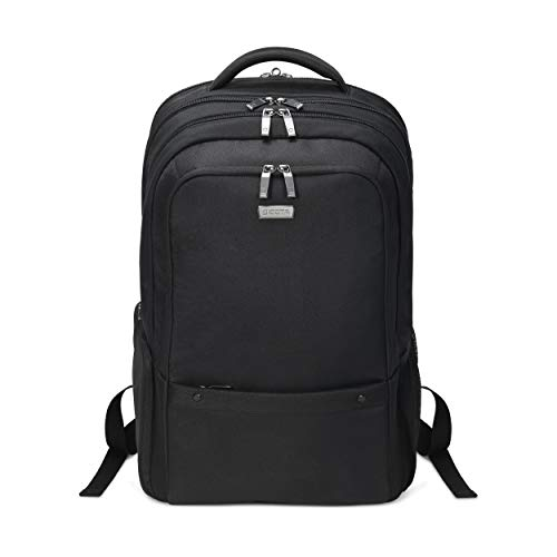 Dicota D31636 Eco Backpack, Select 33.02 cm (13 Zoll)-39.62 cm (15.6 Zoll) Schwarz