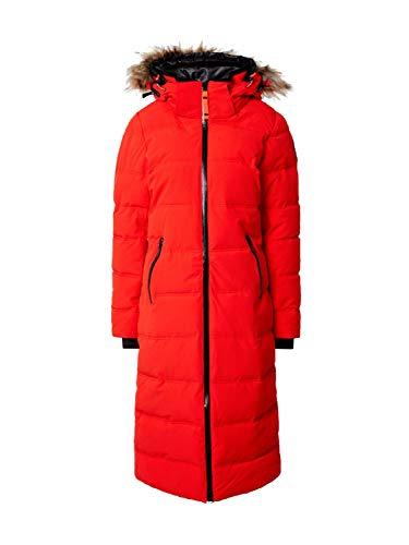ICEPEAK Damen Outdoormantel Brilon rot 40 (S-M)
