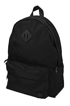 American Eagle 6089001 Nylon Canvas Simple Student Bookbag Backpack Black