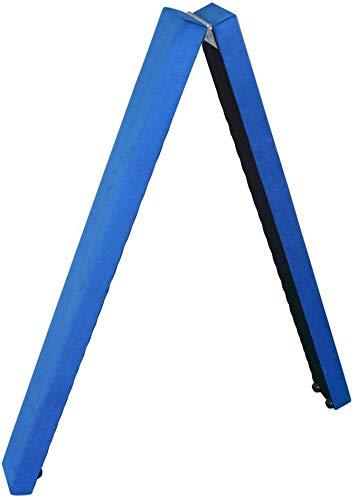 Dripex 210cm Schwebebalken Balance Beam Zusammenfaltbar Gymnastik Kinder Training Beam für Home Gym (Hellblau)