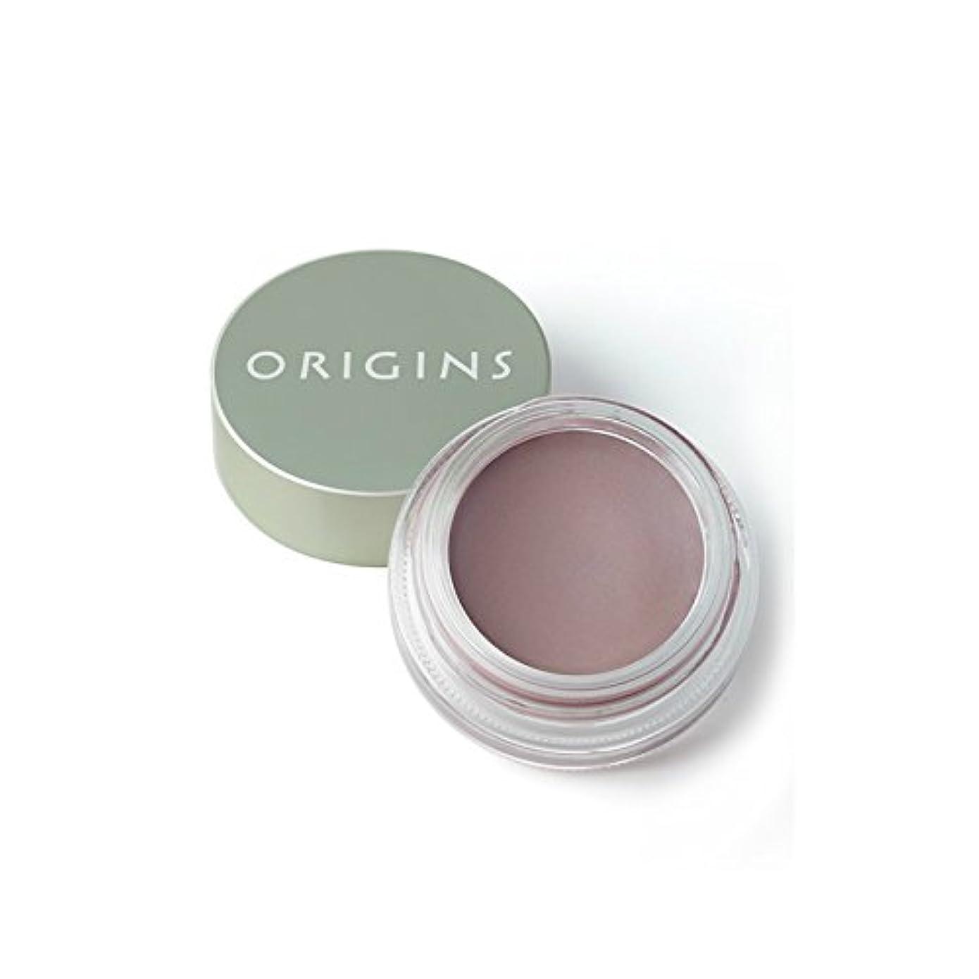 同意無駄な地震Ginzing白クリームアイシャドウバニラVroom - Ginzing Brightening cream eyeshadow Vanilla Vroom (Origins) [並行輸入品]