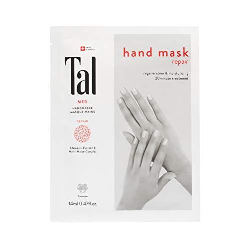 """Tal Med Handmaske Repair, feuchtigkeitsspendende Intensivpflege für raue und rissige Hände – mit hochkonzentriertem und nährendem """"Power Cocktail"""""""