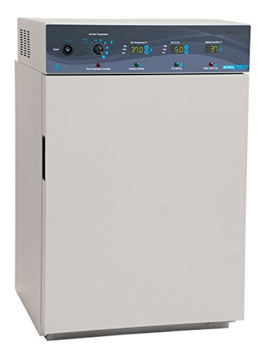 Shel Lab - Shel Lab CO2 (SCO5W) Water Jacket 5 Cu Ft. with HEPA Filter, 115V