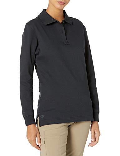 Tru-Spec 24-7 Polo à Manches Longues en Coton Polyester pour Femme Bleu Marine Taille XXL