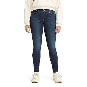 Levi s Women s 710 Super Skinny Jeans Wandering Mind 28  US 6  R