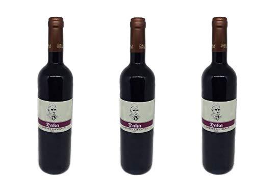 Cabernet Souvignon Classic - Rotwein aus dem Kosovo (3 Flaschen x 0,75l)
