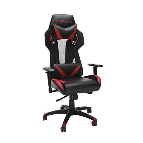 RESPAWN-205 Racing Style Gaming Chair – Ergonomic Performance Mesh Back Chair, Office Or Gaming Chair (RSP-205-RED) for $100.06