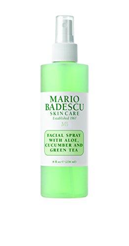 Mario Badescu Facial Spray with Aloe, Cucumber and Green Tea 8oz/236ml …