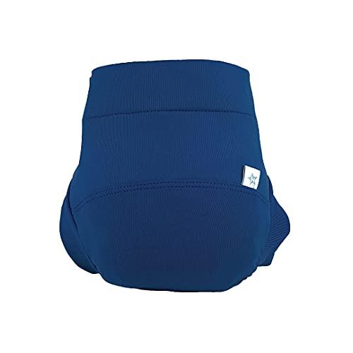 Couche lavable - réutilisable Hamac saine pour bébé et l'environnement - Coloris : Nautilus - L (9-17 kg)