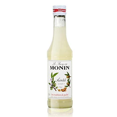 Monin Sirup Mandel, 0,25L