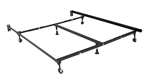 Beautyrest SIM-1870BRG-I Premium Clamp Style Bed Frame