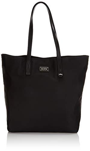 Mandarina Duck Damen Style Handtasche, Schwarz, Einheitsgröße